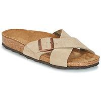 kengät Naiset Sandaalit Birkenstock SIENA Taupe