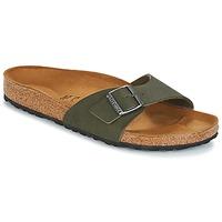 kengät Miehet Sandaalit Birkenstock MADRID Vihreä
