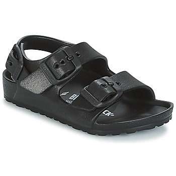 kengät Pojat Sandaalit ja avokkaat Birkenstock MILANO-EVA Black