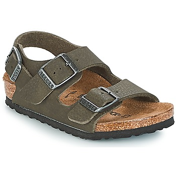 kengät Pojat Sandaalit ja avokkaat Birkenstock MILANO Green