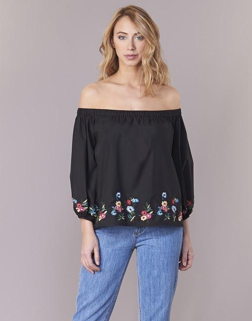 vaatteet Naiset Topit / Puserot Moony Mood IFITI Black