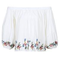 vaatteet Naiset Topit / Puserot Moony Mood IFITI Valkoinen