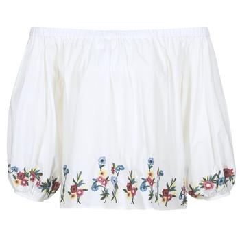vaatteet Naiset Topit / Puserot Moony Mood IFITI White
