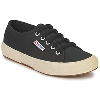 kengät Matalavartiset tennarit Superga 2750 CLASSIC Black