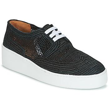 kengät Naiset Matalavartiset tennarit Robert Clergerie TAYPAYDE Black