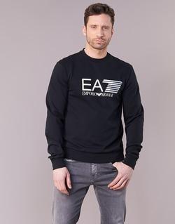 vaatteet Miehet Svetari Emporio Armani EA7 TRAIN VISIBILITY Black