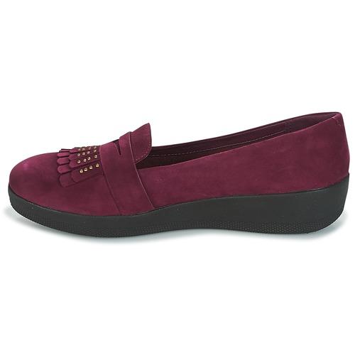 Fitflop Loafer Violet - Ilmainen Toimitus- Kengät Balleriinat Naiset 58