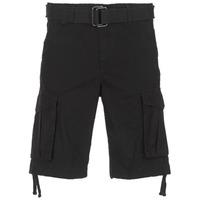 vaatteet Miehet Shortsit / Bermuda-shortsit Jack & Jones JJIANAKIN Black