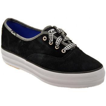 kengät Naiset Matalavartiset tennarit Keds  Musta