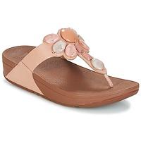 kengät Naiset Varvassandaalit FitFlop HONEYBEE JEWELLED TOE Nude