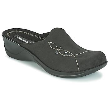 kengät Naiset Sandaalit Romika VILLA 125 Black