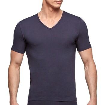 vaatteet Miehet Lyhythihainen t-paita Impetus GO31024 039 Sininen