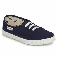 kengät Lapset Matalavartiset tennarit Victoria 6613 KID Laivastonsininen