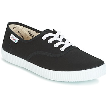 kengät Matalavartiset tennarit Victoria INGLESA LONA Black