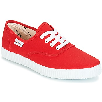 kengät Matalavartiset tennarit Victoria INGLESA LONA Red