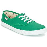 kengät Matalavartiset tennarit Victoria INGLESA LONA Green