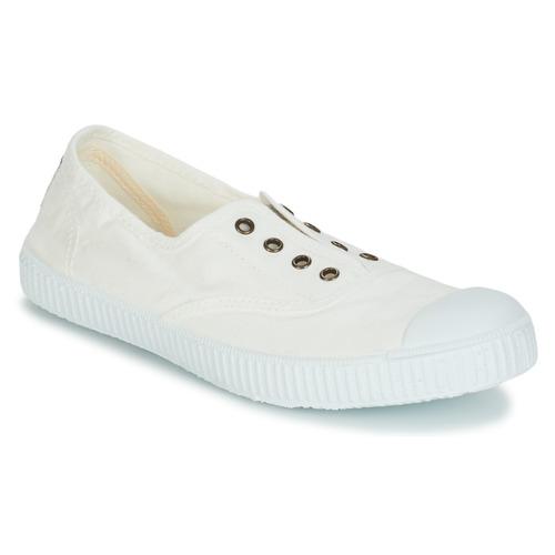 kengät Matalavartiset tennarit Victoria 6623 Valkoinen