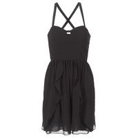 vaatteet Naiset Lyhyt mekko Naf Naf LENY R1 Black