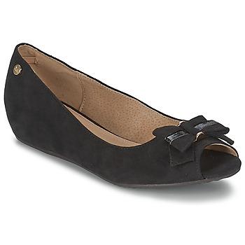 kengät Naiset Balleriinat Xti MIZQUE Black