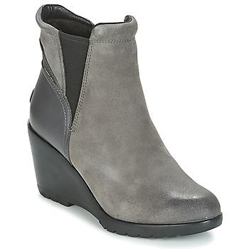 kengät Naiset Nilkkurit Sorel After Hours Chelsea Grey