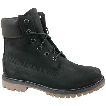 kengät Naiset Vaelluskengät Timberland 6 In Premium Boot W Noir