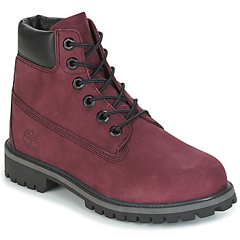 kengät Lapset Bootsit Timberland 6 IN PREMIUM WP BOOT Pink