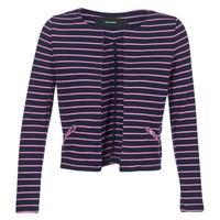 vaatteet Naiset Takit / Bleiserit Vero Moda VMULA Laivastonsininen / Vaaleanpunainen