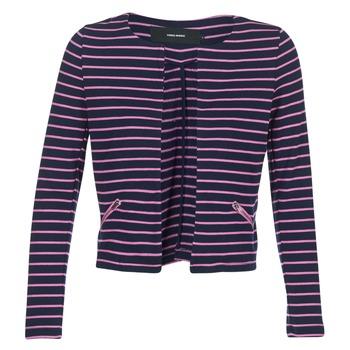 vaatteet Naiset Takit / Bleiserit Vero Moda VMULA Laivastonsininen / Pink