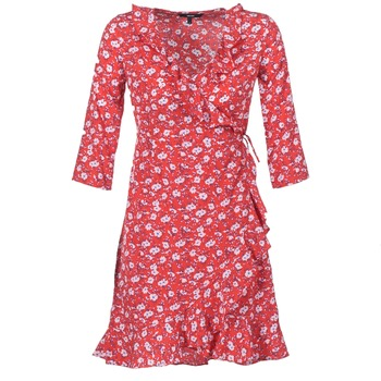 vaatteet Naiset Lyhyt mekko Vero Moda VMMOLLY Red