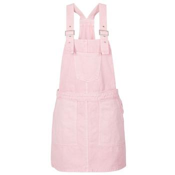 vaatteet Naiset Lyhyt mekko Vero Moda VMMALOU Pink