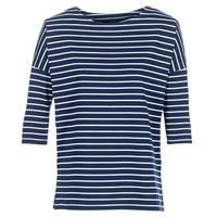 vaatteet Naiset Svetari Vero Moda VMULA Laivastonsininen / Valkoinen