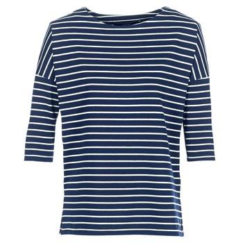 vaatteet Naiset Svetari Vero Moda VMULA Laivastonsininen / White