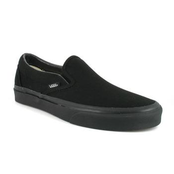kengät Tennarit Vans CLASSIC SLIP ON MUSTA / MUSTA