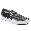 kengät Tennarit Vans CLASSIC SLIP-ON Black / Grey