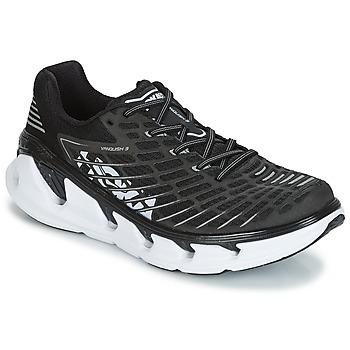 kengät Miehet Juoksukengät / Trail-kengät Hoka one one VANQUISH 3 Black / White