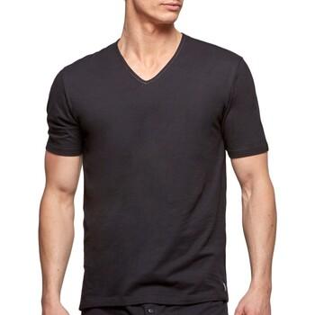 vaatteet Miehet Lyhythihainen t-paita Impetus 1360002 020 Musta