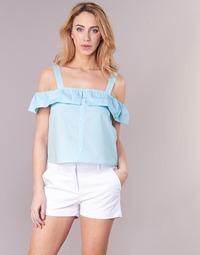 vaatteet Naiset Topit / Puserot Moony Mood IFARANDOL Blue