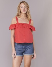 vaatteet Naiset Topit / Puserot Moony Mood IFARANDOL Red