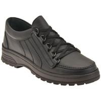 kengät Miehet Vaelluskengät Alisport  Musta