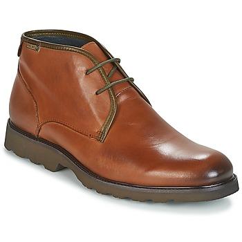 kengät Miehet Bootsit Pikolinos GLASGOW M05 Brown