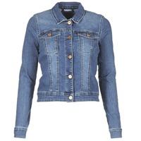 vaatteet Naiset Farkkutakki Noisy May NMDEBRA Blue