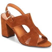 kengät Naiset Sandaalit Bocage PAULI Ruskea