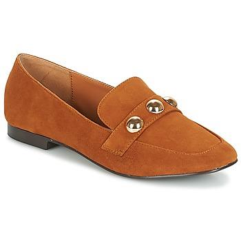 kengät Naiset Mokkasiinit Bocage ABELONE Cognac