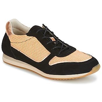 kengät Naiset Matalavartiset tennarit Bocage LYMAN Black