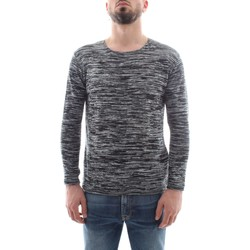 vaatteet Miehet Neulepusero Outfit OUT219 Grey