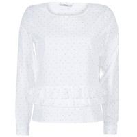 vaatteet Naiset Topit / Puserot Only TINE Valkoinen