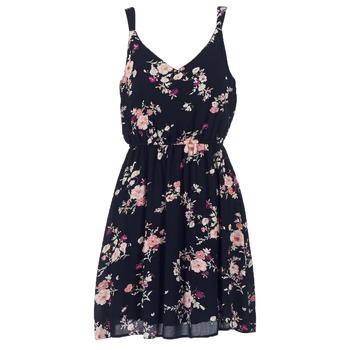 vaatteet Naiset Lyhyt mekko Only KARMEN Black