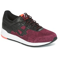 kengät Miehet Matalavartiset tennarit Asics GEL-LYTE Black / Bordeaux