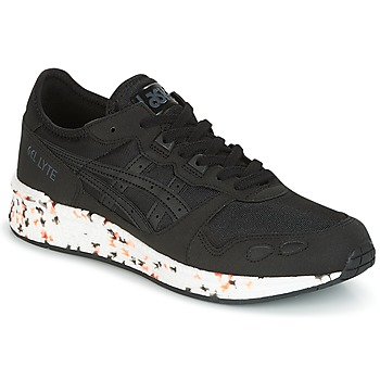 kengät Miehet Matalavartiset tennarit Asics HYPER GEL-LYTE Black / Orange