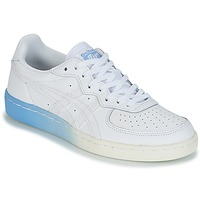 kengät Naiset Matalavartiset tennarit Onitsuka Tiger GSM LEATHER White / Blue